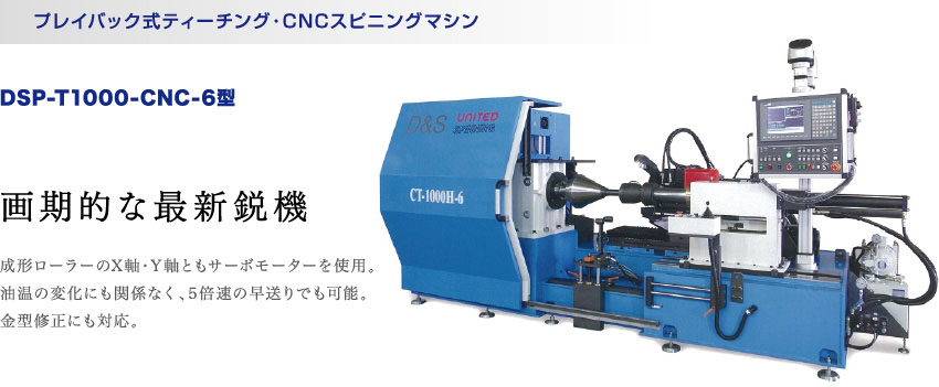 Playback-type teaching: CNC Spinning Machine